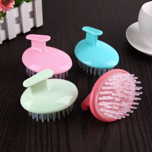 Silicone Fingers Head & Body Massager
